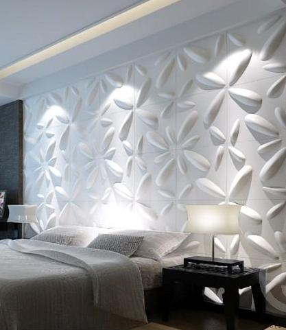 Ditta decocaravaggio di di maggio vito pareti in 3d - Pannelli da parete decorativi ...
